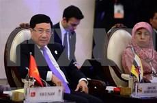 ASEAN : des activités du vice-Premier ministre Pham Binh Minh en Thaïlande