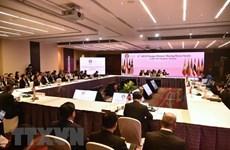 AMM-52: Les ministres discutent d'une série de problèmes régionaux