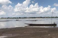 Le Mékong à son plus bas niveau, des millions de personnes menacées