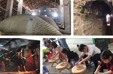 À Bat Tràng, l'ancien four de poterie Lo Bâu à l'épreuve du temps
