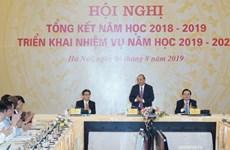 Le PM Nguyên Xuân Phuc souligne l'importance de l'éducation morale et civique