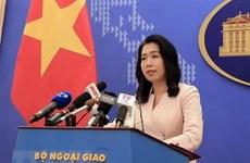 Le groupe de navires chinois Haiyang Dizhi 8 arrête ses études géologiques dans les eaux vietnamiennes
