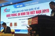 Défense et sécurité : bientôt une exposition internationale