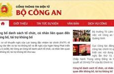Le Vietnam publie la liste des organismes et individus liés au terrorisme