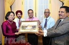 Le Vietnam chérit son partenariat stratégique intégral avec l'Inde
