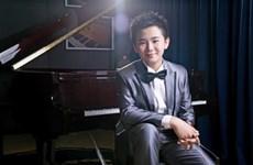 Concert du jeune prodige Peter Leung