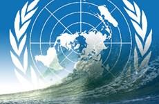 """La """"Constitution des océans et des mers"""" vue de la Mer Orientale"""