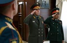 La Russie et le Vietnam renforcent leur coopération en matière de défense