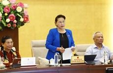 Le Comité permanent de l'AN débute sa séance d'interpellation
