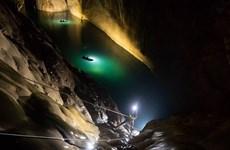La grotte de Son Doong, une des premières destinations de grandes aventures du monde