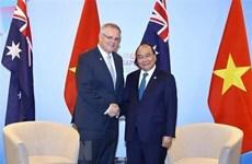 Le Premier ministre australien attendu Vietnam