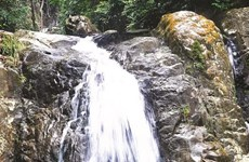 La cascade Bach Vân à Quang Ninh