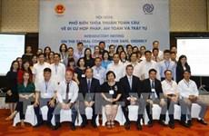 Le Vietnam adhère aux principes pour renforcer la migration légale