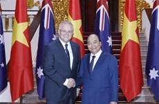 Le Vietnam et l'Australie visent 10 mds de dollars d'échanges en 2020