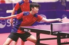 Trân Mai Ngoc, la future étoile du tennis de table vietnamien