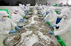Les exportateurs de crevette bénéficient des droits de douane nuls