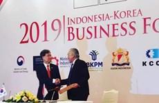 La République de Corée et l'Indonésie discutent du libre-échange