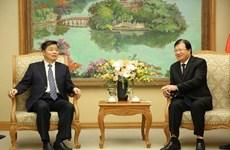 Chercher à stimuler les exportations de produits agricoles vers le Guangdong