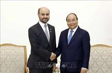 Le PM Nguyen Xuan Phuc rencontre le directeur général de l'OFID