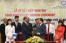 L'OFID soutient un projet d'infrastructure de transport à Dà Nang