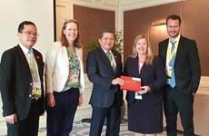 AIPA 40 : Vietnam et Thaïlande discutent de la coopération bilatérale