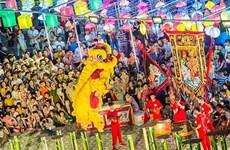 Da Nang: 30 équipes au Festival international de danse du lion