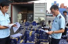 Vietnam : Les douanes renforcent la lutte contre les fraudes