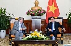 Le Vietnam et l'Uruguay tiennent leur consultation politique