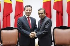 Le Vietnam et le Timor Leste veulent promouvoir les relations