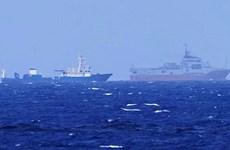 La France, l'Allemagne, le Royaume-Uni et l'Inde préoccupés par la situation en Mer Orientale