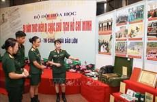 Les 50 ans du Testament du Président Hô Chi Minh à l'affiche