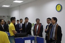 L'envoyé spécial du PM vietnamien termine sa visite au Timor Leste
