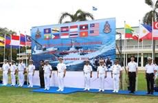 Le Vietnam participe aux manœuvres navales ASEAN-Etats-Unis en Thaïlande