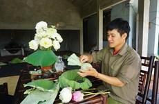 Lê Son Hai et sa marque de thé organique