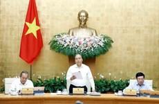 Le PM demande d'accélérer la réforme institutionnelle pour stimuler la croissance