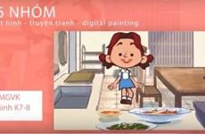 Chasse ouverte aux BD, animations et peintures numériques
