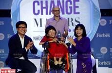 Nguyên Thi Vân, une femme qui sème l'espoir