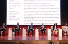Amélioration de la coopération commerciale avec le Moyen-Orient et l'Afrique