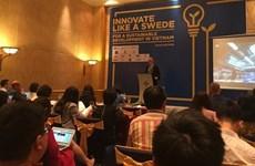 """Lancement du 3e concours """"Innover comme un Suédois"""""""