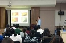 Un séminaire sur le glaucome à Hanoï