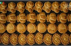 """Les gâteaux artistiques de """"Me Nghe homemade"""""""
