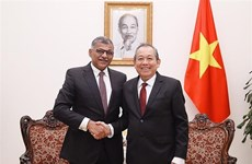 Le partenariat stratégique Vietnam-Singapour au beau fixe