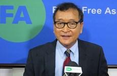 Un tribunal cambodgien ordonne l'arrestation d'un chef de l'opposition en exil