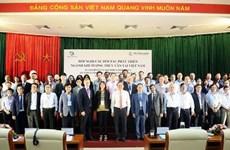 Le secteur hydrométéorologique cherche à mobiliser les ressources