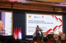 Le gouvernement indonésien dévoile trois scénarios de croissance