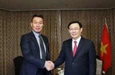 Le Vietnam veut s'inspirer du modèle sans numéraire sud-coréen