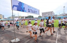Rendez-vous en septembre pour la course caritative Run to Give au Vietnam