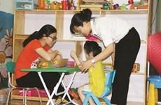 Hoa Sao, un toit pour les autistes dans la province de Quang Ninh
