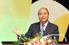 Le PM Nguyên Xuân Phuc exhorte Hanoi à profiter de l'industrie 4.0