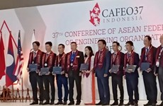 ASEAN: Le Vietnam prend la présidence de l'AFEO 2020